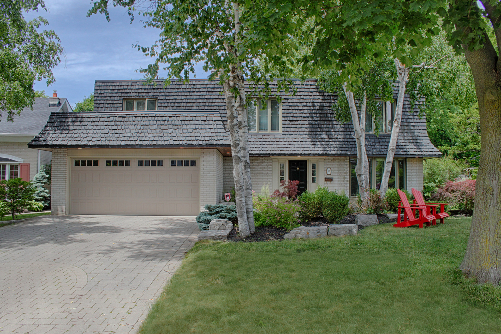 Front at 15 Brushwood Court, Parkwoods-Donalda, Toronto