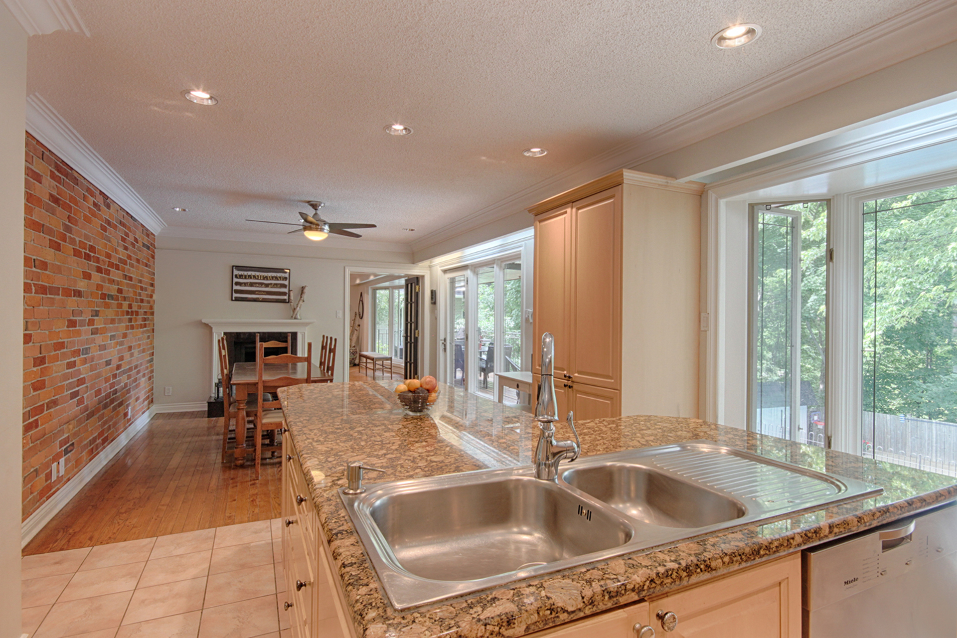 Kitchen at 15 Brushwood Court, Parkwoods-Donalda, Toronto