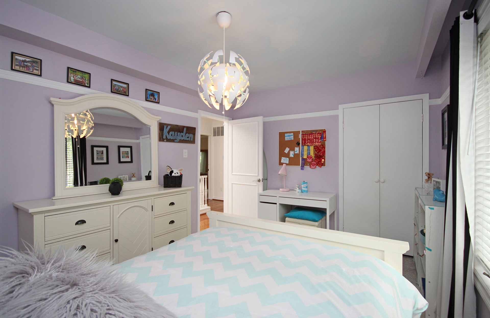 Bedroom at 15 Brushwood Court, Parkwoods-Donalda, Toronto