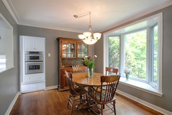 Dining Room at 25 Plateau Crescent, Banbury-Don Mills, Toronto
