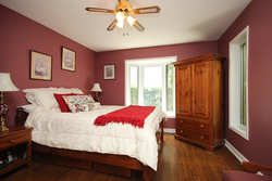 Master Bedroom at 25 Plateau Crescent, Banbury-Don Mills, Toronto