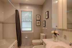 5 Piece Bathroom at 25 Plateau Crescent, Banbury-Don Mills, Toronto