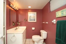 3 Piece Bathroom at 25 Plateau Crescent, Banbury-Don Mills, Toronto