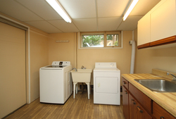 Laundry Room at 25 Plateau Crescent, Banbury-Don Mills, Toronto