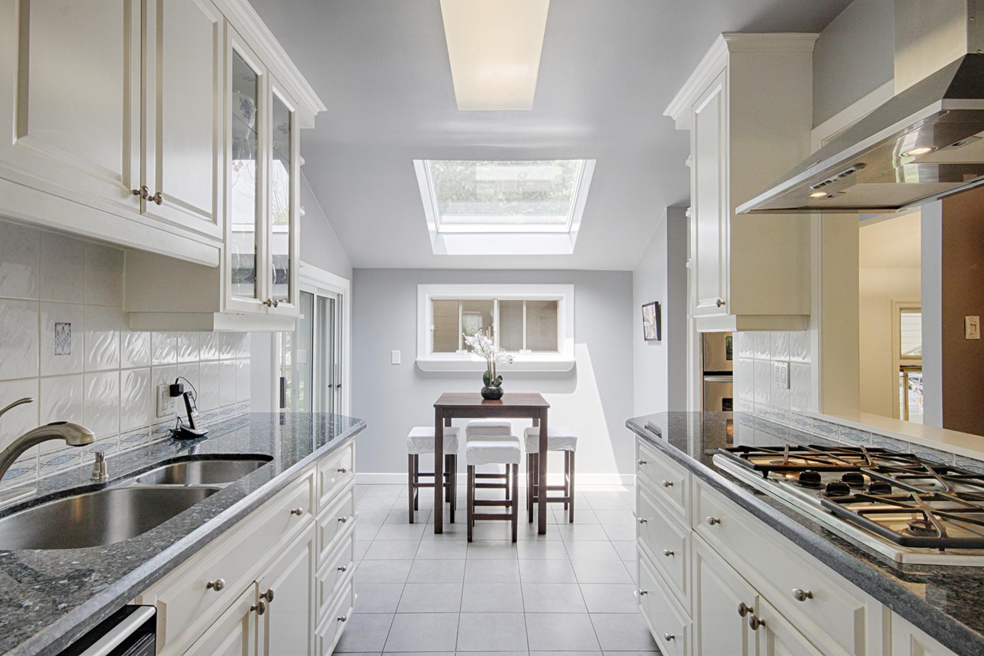 Kitchen at 25 Plateau Crescent, Banbury-Don Mills, Toronto