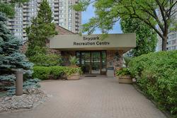 Recreational Facilities at 606 - 275 Bamburgh Circle, Steeles, Toronto