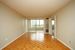 Living Room at 606 - 275 Bamburgh Circle, Steeles, Toronto