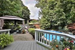 Backyard at 32 Geraldine Court, Parkwoods-Donalda, Toronto