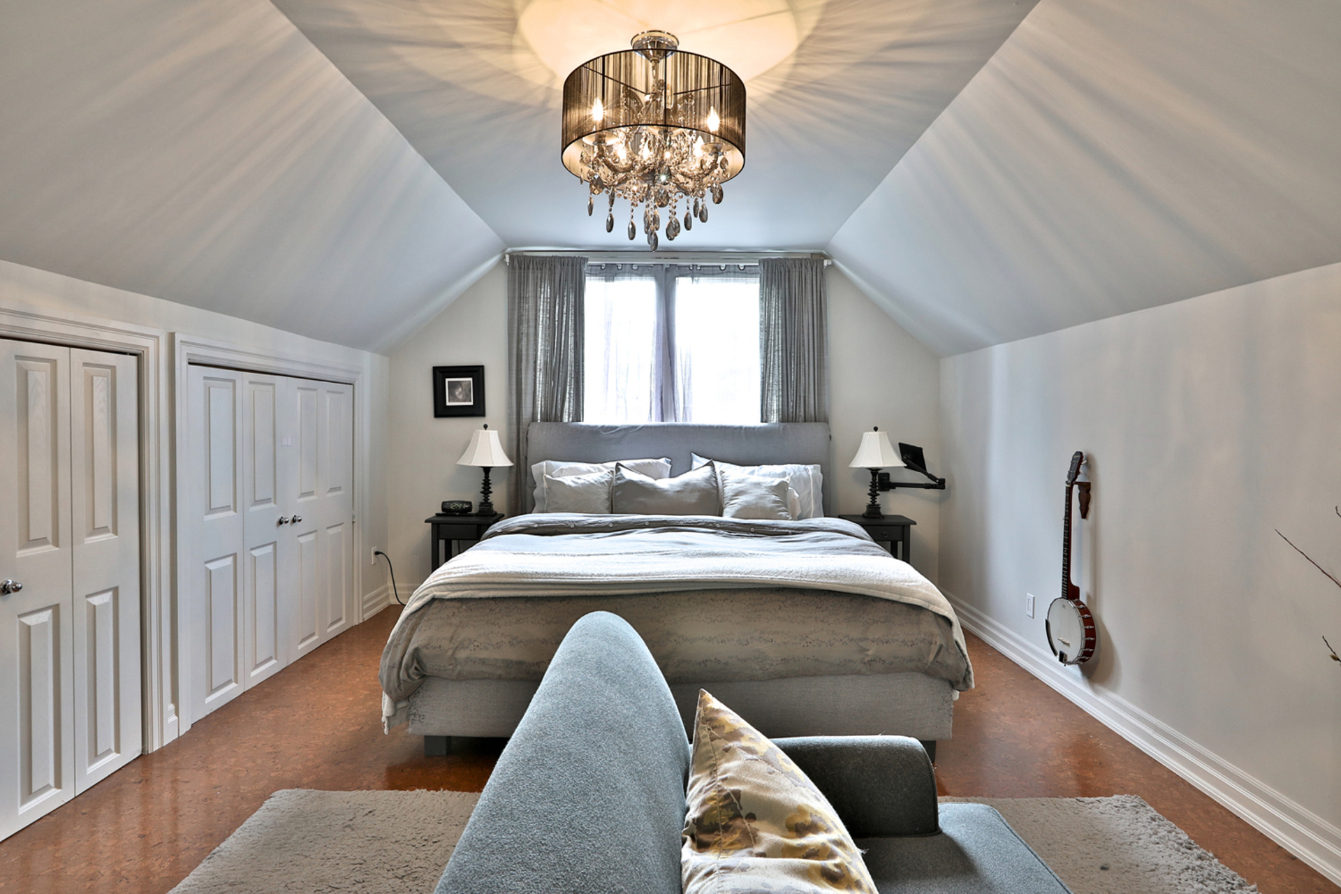 Master Bedroom at 32 Geraldine Court, Parkwoods-Donalda, Toronto