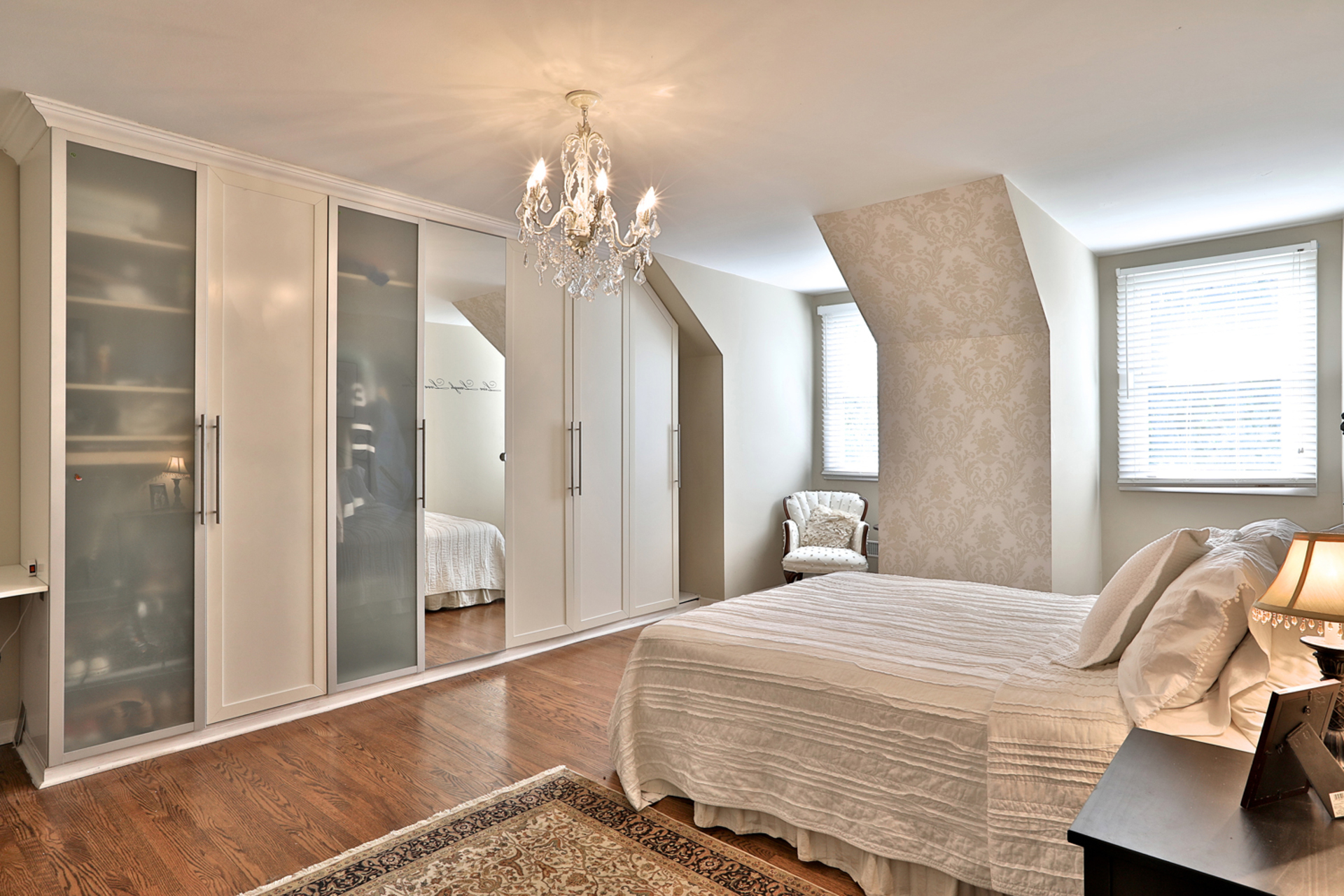 2nd Bedroom at 32 Geraldine Court, Parkwoods-Donalda, Toronto