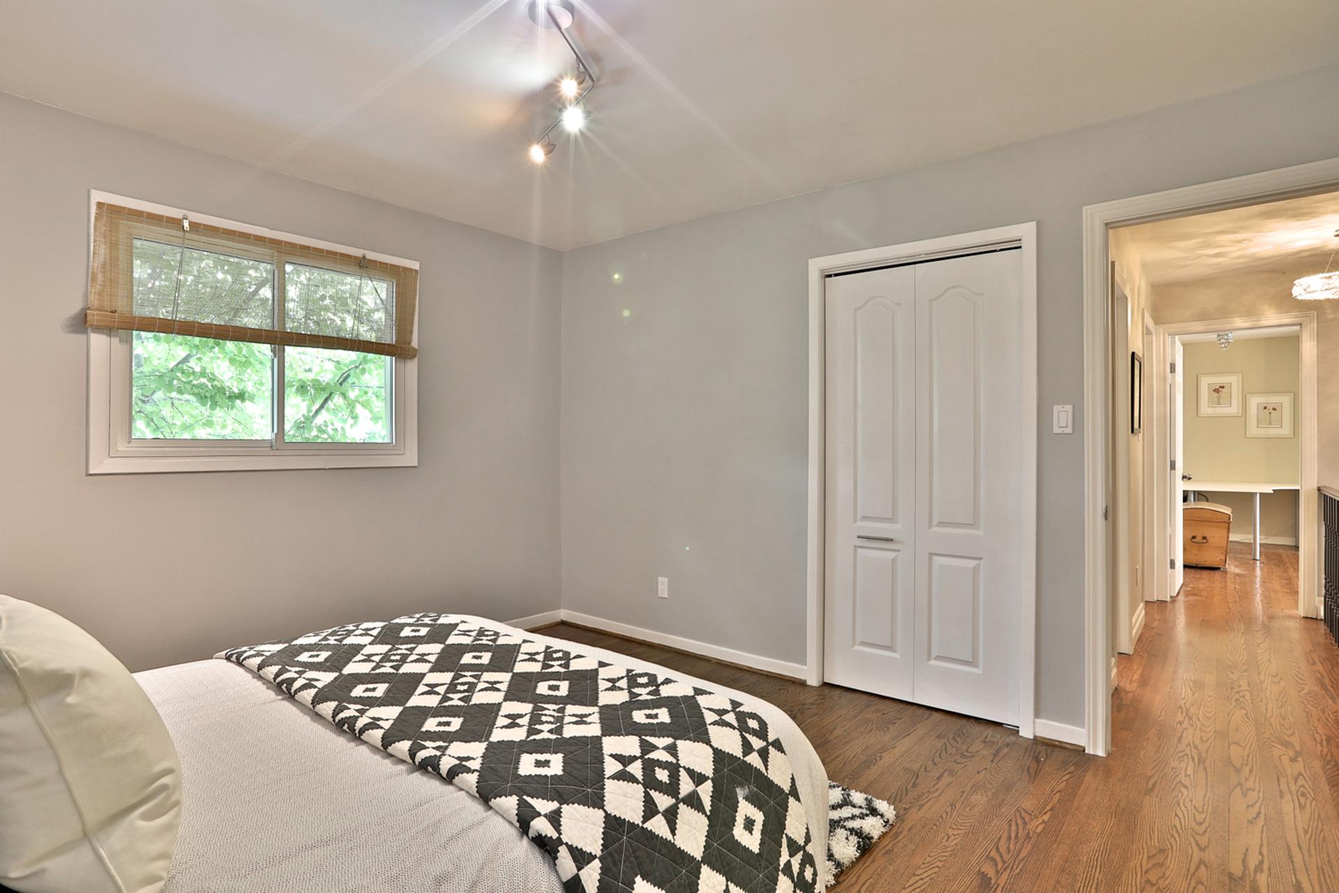4th Bedroom at 32 Geraldine Court, Parkwoods-Donalda, Toronto