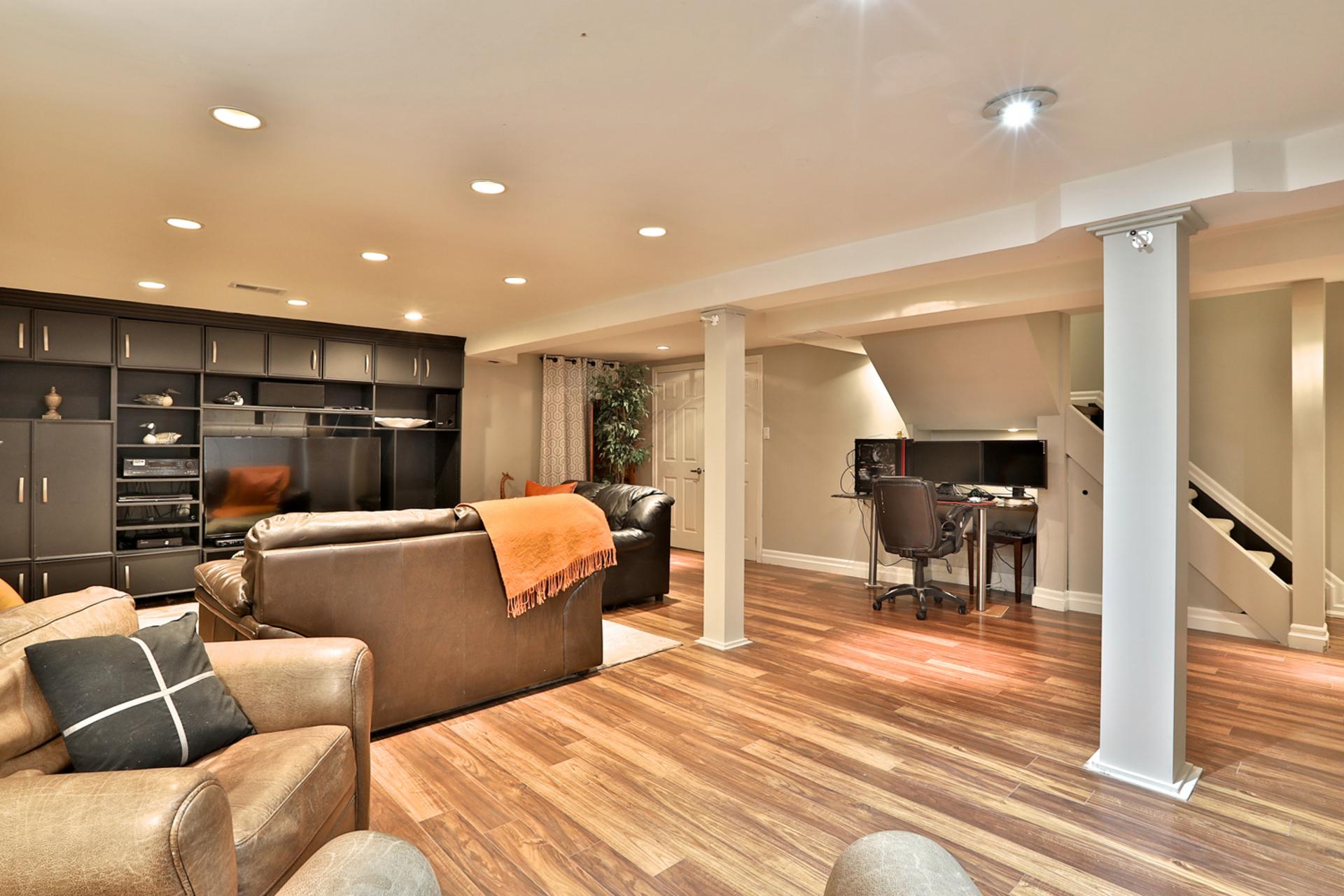 Recreation Room at 32 Geraldine Court, Parkwoods-Donalda, Toronto