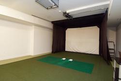 Golf Simulator at 421 - 75 East Liberty Street, Niagara, Toronto