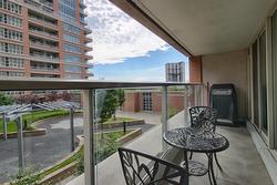 Balcony at 421 - 75 East Liberty Street, Niagara, Toronto