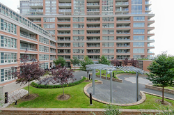 Balcony View at 421 - 75 East Liberty Street, Niagara, Toronto