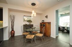 Dining Room at 421 - 75 East Liberty Street, Niagara, Toronto