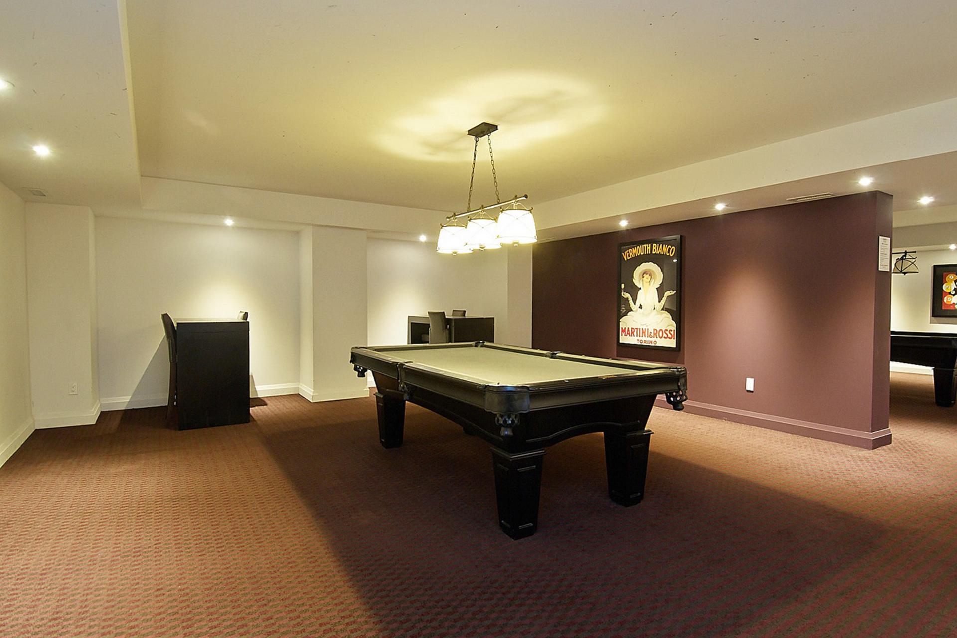Party Room at 421 - 75 East Liberty Street, Niagara, Toronto