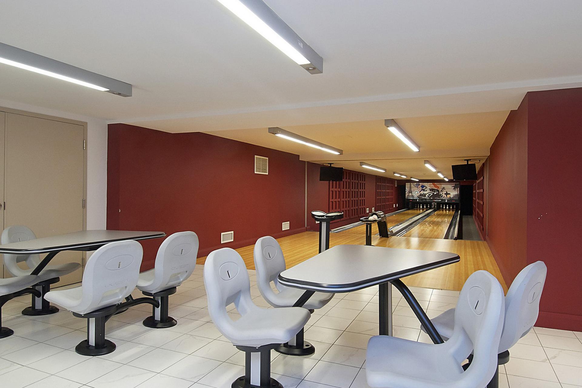 Bowling Alley at 421 - 75 East Liberty Street, Niagara, Toronto