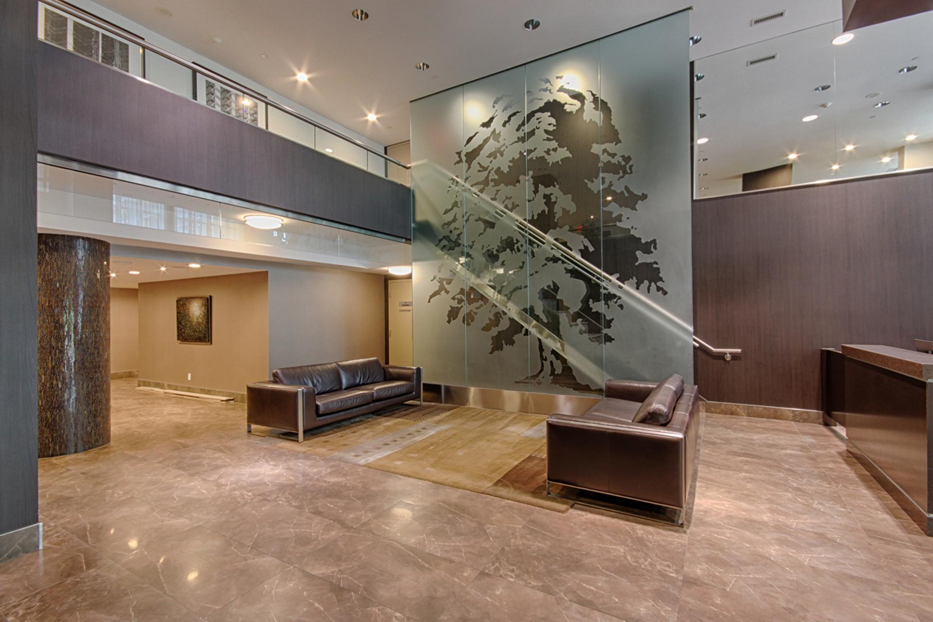 Lobby at 421 - 75 East Liberty Street, Niagara, Toronto