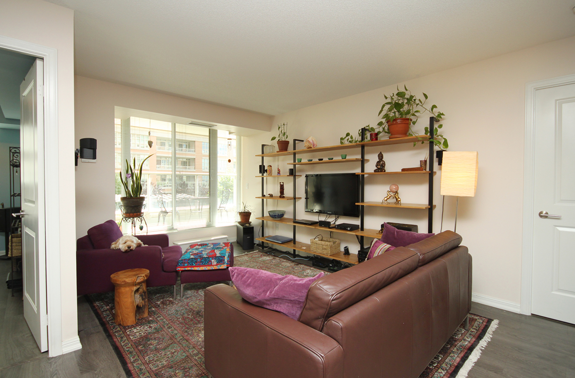Living Room at 421 - 75 East Liberty Street, Niagara, Toronto