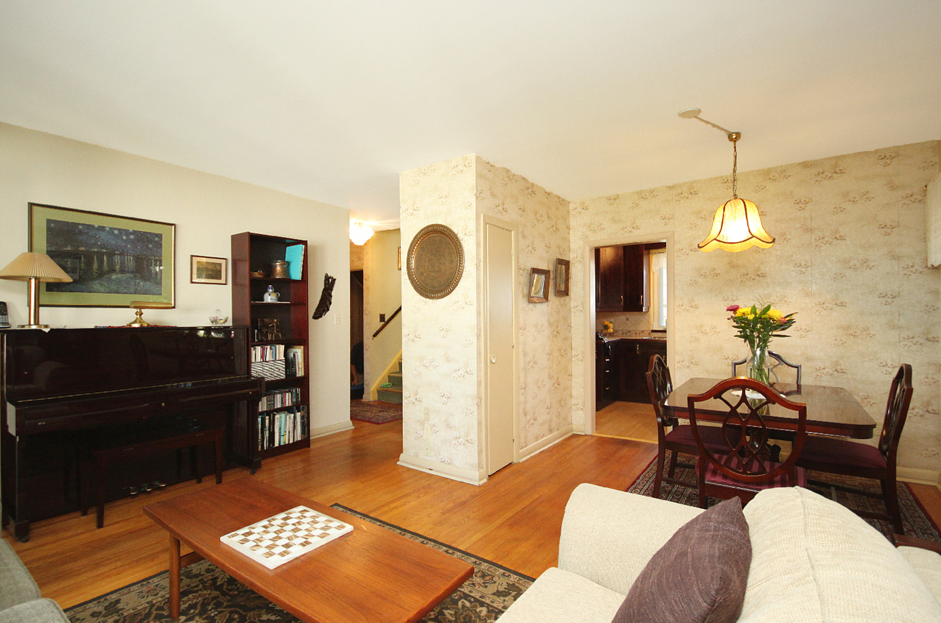 Living Room at 40 Addison Crescent, Banbury-Don Mills, Toronto