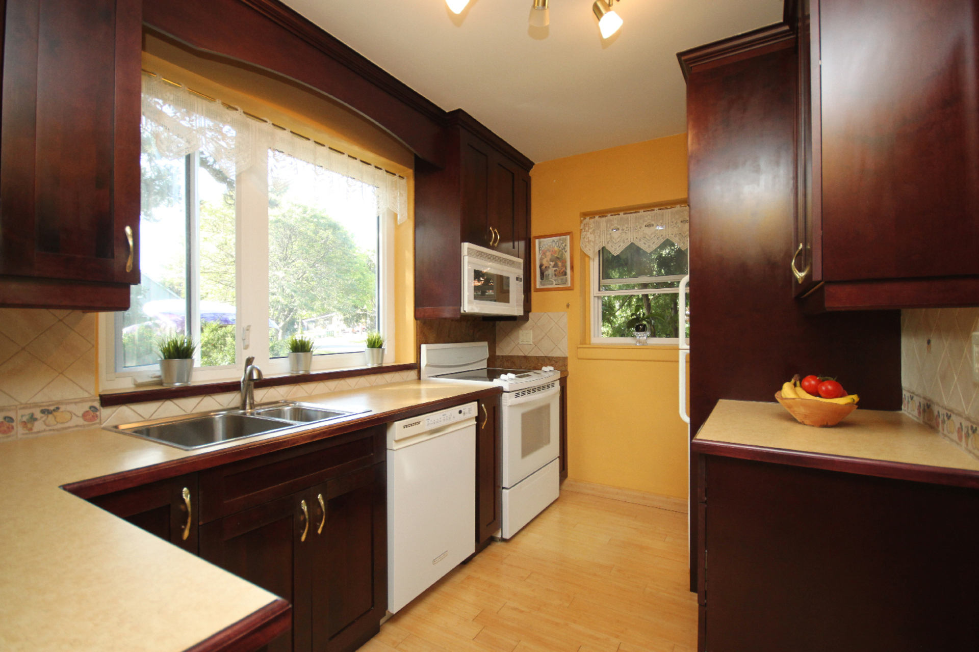 Kitchen at 40 Addison Crescent, Banbury-Don Mills, Toronto