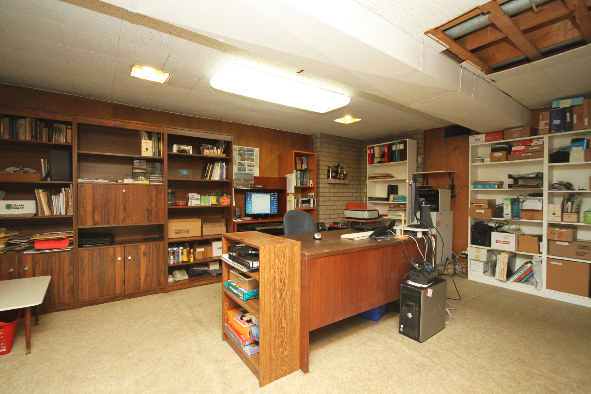 Recreation Room at 40 Addison Crescent, Banbury-Don Mills, Toronto