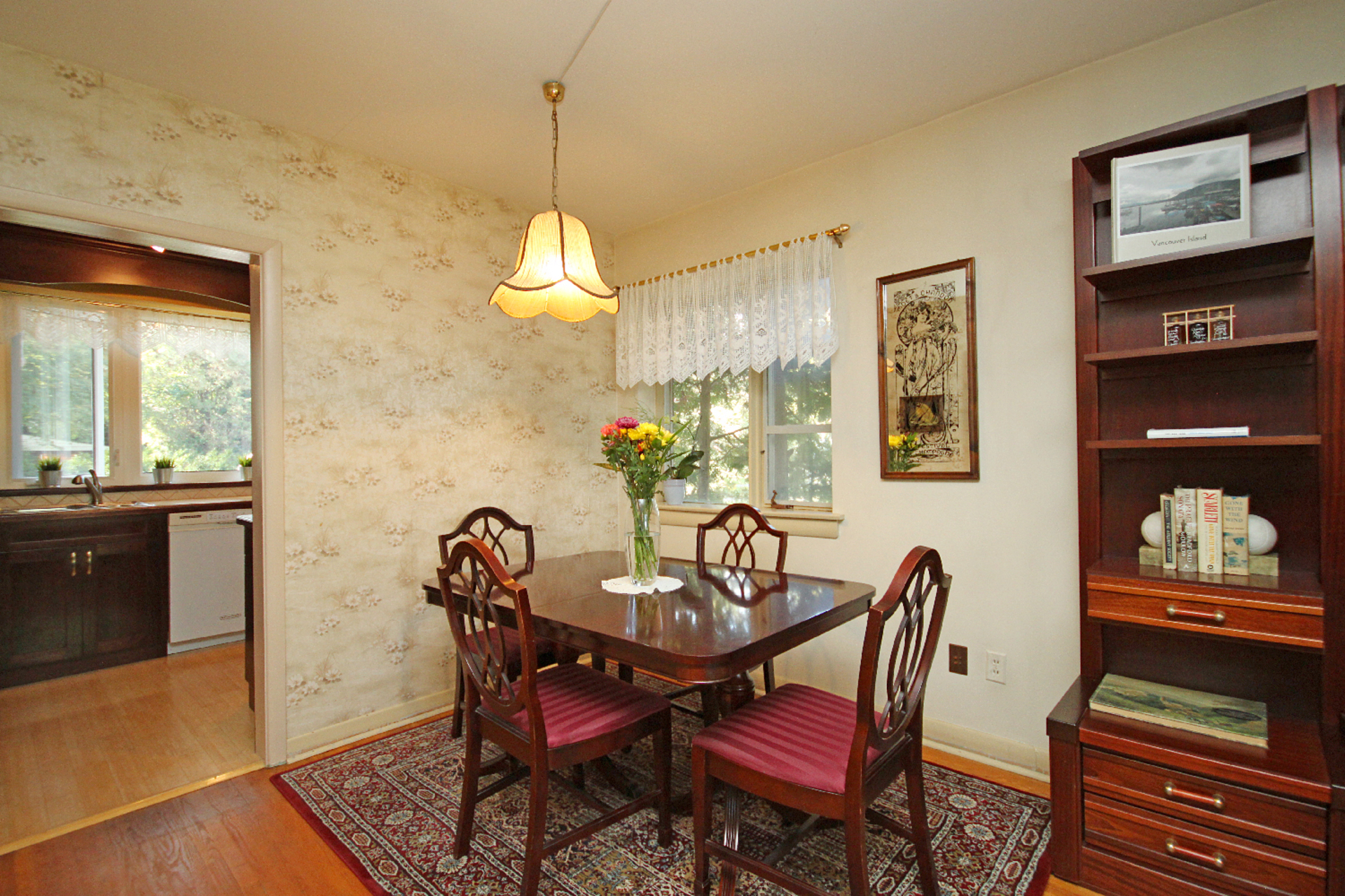 Dining Room at 40 Addison Crescent, Banbury-Don Mills, Toronto