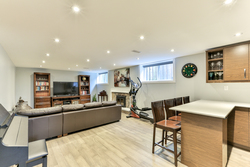 Recreation Room at 39 Olsen Drive, Parkwoods-Donalda, Toronto