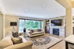 Living Room at 39 Olsen Drive, Parkwoods-Donalda, Toronto