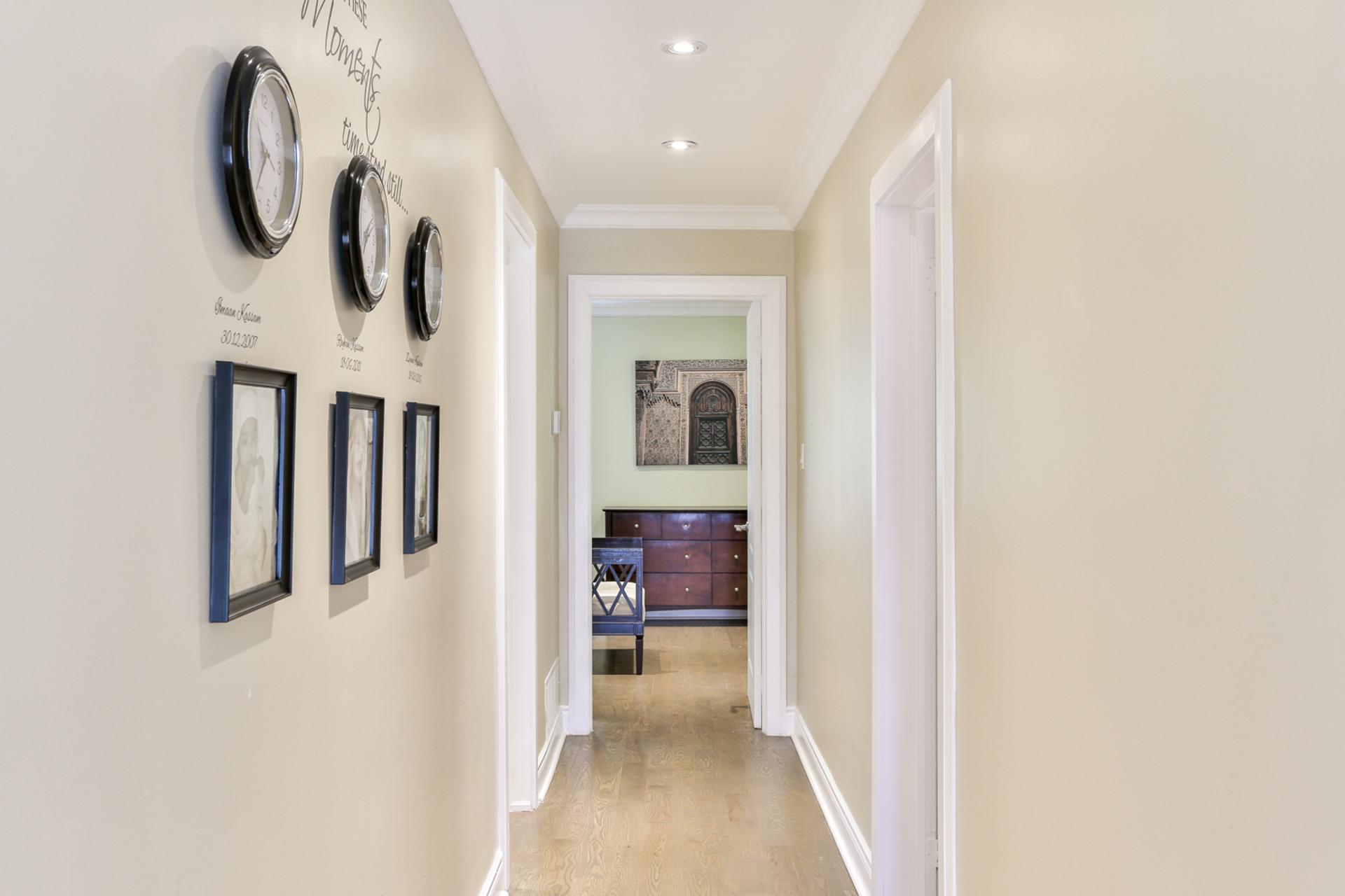 Hallway at 39 Olsen Drive, Parkwoods-Donalda, Toronto
