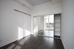 Bedroom at 409 - 75 The Donway West, Banbury-Don Mills, Toronto