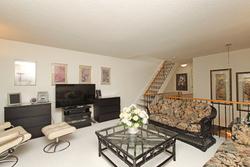 Family Room at 93 Dutch Myrtle Way, Banbury-Don Mills, Toronto