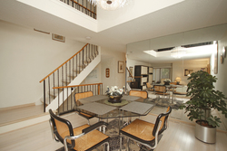 Dining Room at 93 Dutch Myrtle Way, Banbury-Don Mills, Toronto