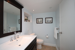 3 Piece Bathroom at 9 Coral Cove Crescent, Parkwoods-Donalda, Toronto