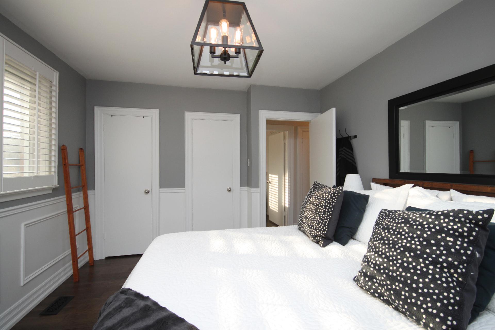 Master Bedroom at 9 Coral Cove Crescent, Parkwoods-Donalda, Toronto