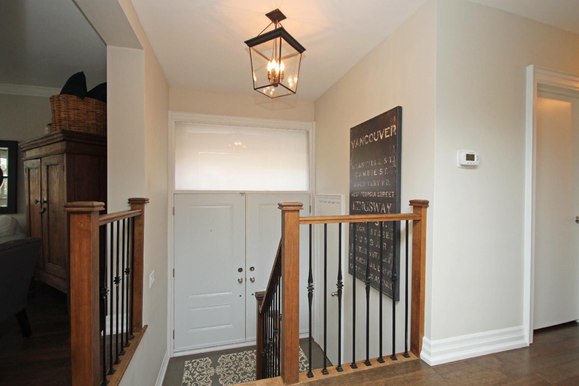 Foyer at 9 Coral Cove Crescent, Parkwoods-Donalda, Toronto