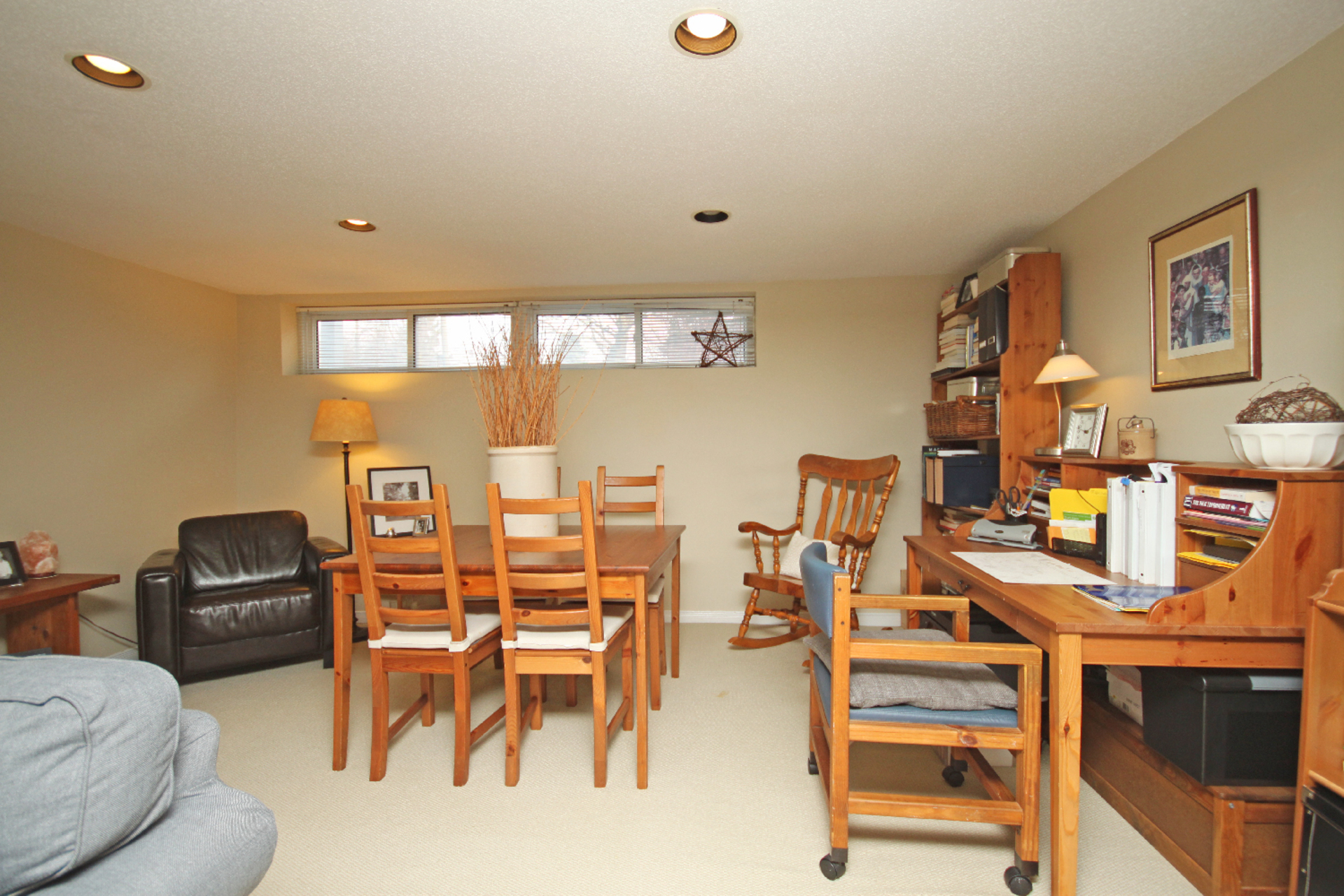 Recreation Room at 9 Coral Cove Crescent, Parkwoods-Donalda, Toronto