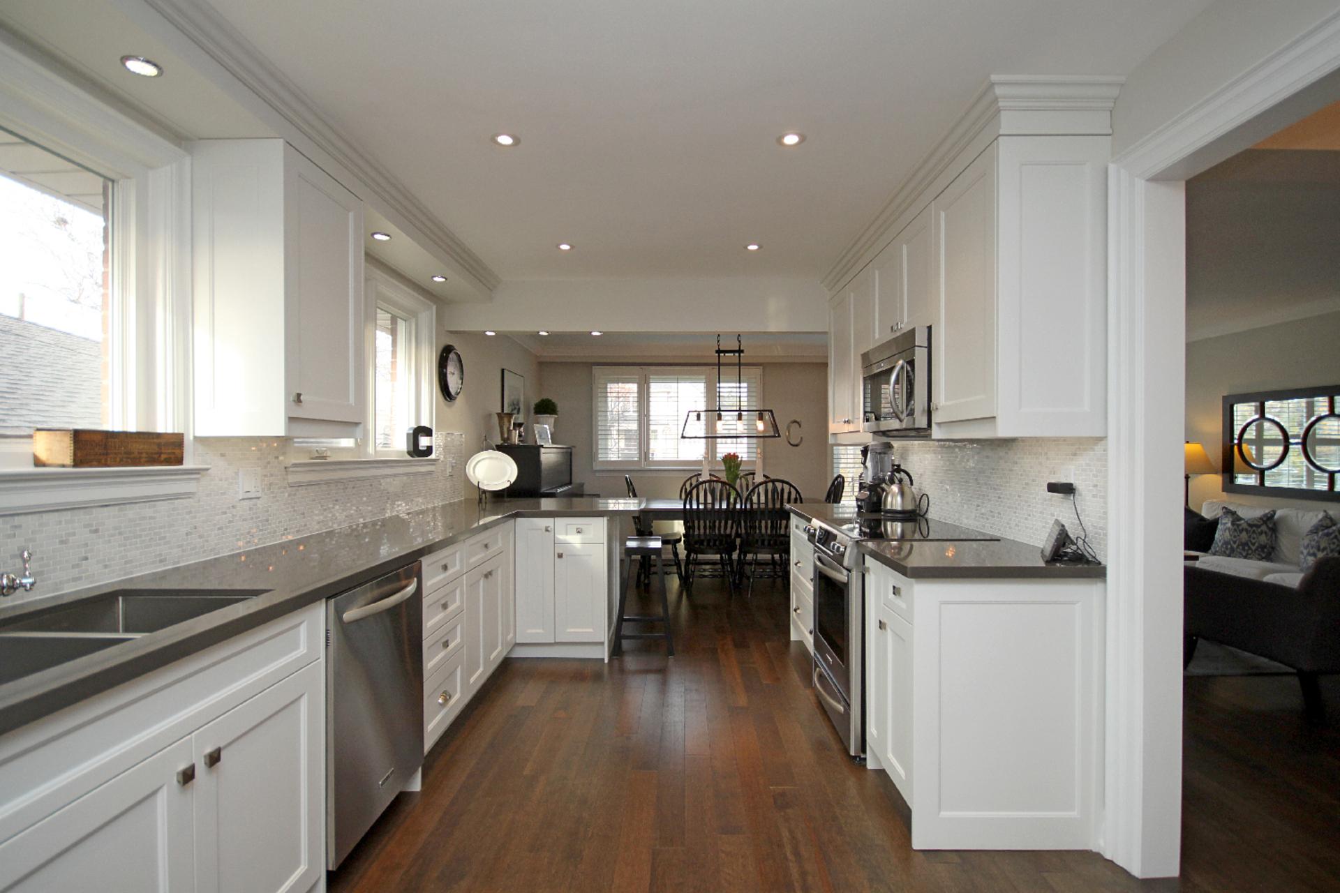 Kitchen at 9 Coral Cove Crescent, Parkwoods-Donalda, Toronto