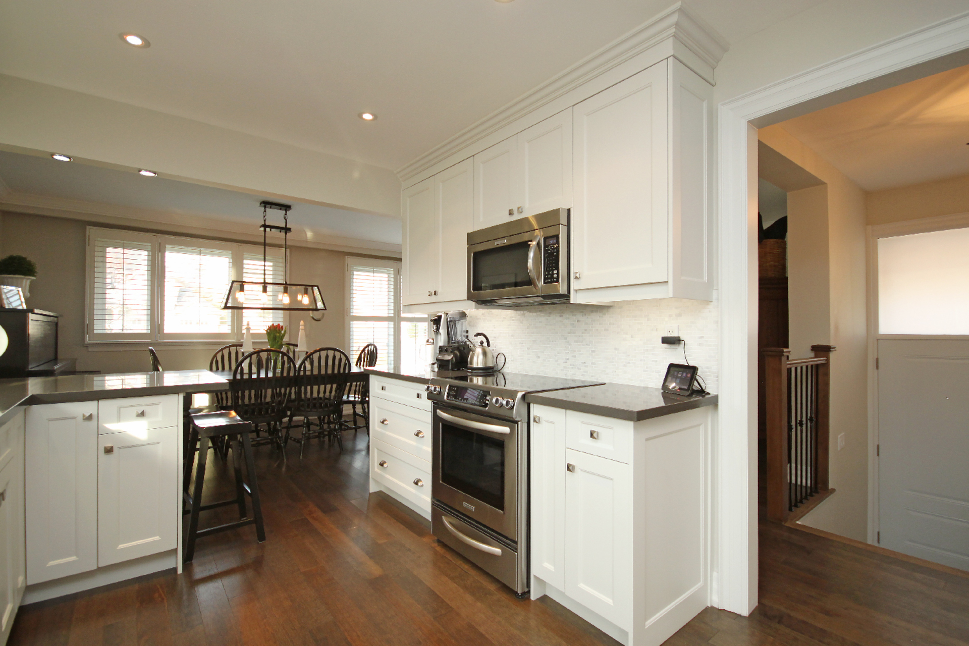 Kitchen at 9 Coral Cove Crescent, Parkwoods-Donalda, Toronto