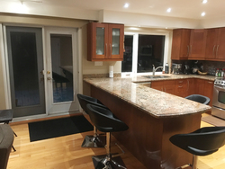 Kitchen at 151 Three Valleys Drive, Parkwoods-Donalda, Toronto