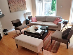 Living Room at 151 Three Valleys Drive, Parkwoods-Donalda, Toronto