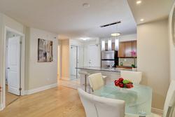 Dining Room & Kitchen at 401 - 760 W Sheppard Avenue, Bathurst Manor, Toronto