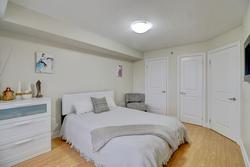 Master Bedroom at 401 - 760 W Sheppard Avenue, Bathurst Manor, Toronto