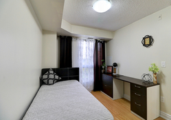 Bedroom at 401 - 760 W Sheppard Avenue, Bathurst Manor, Toronto