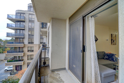 Balcony at 401 - 760 W Sheppard Avenue, Bathurst Manor, Toronto