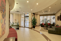 Lobby at 401 - 760 W Sheppard Avenue, Bathurst Manor, Toronto