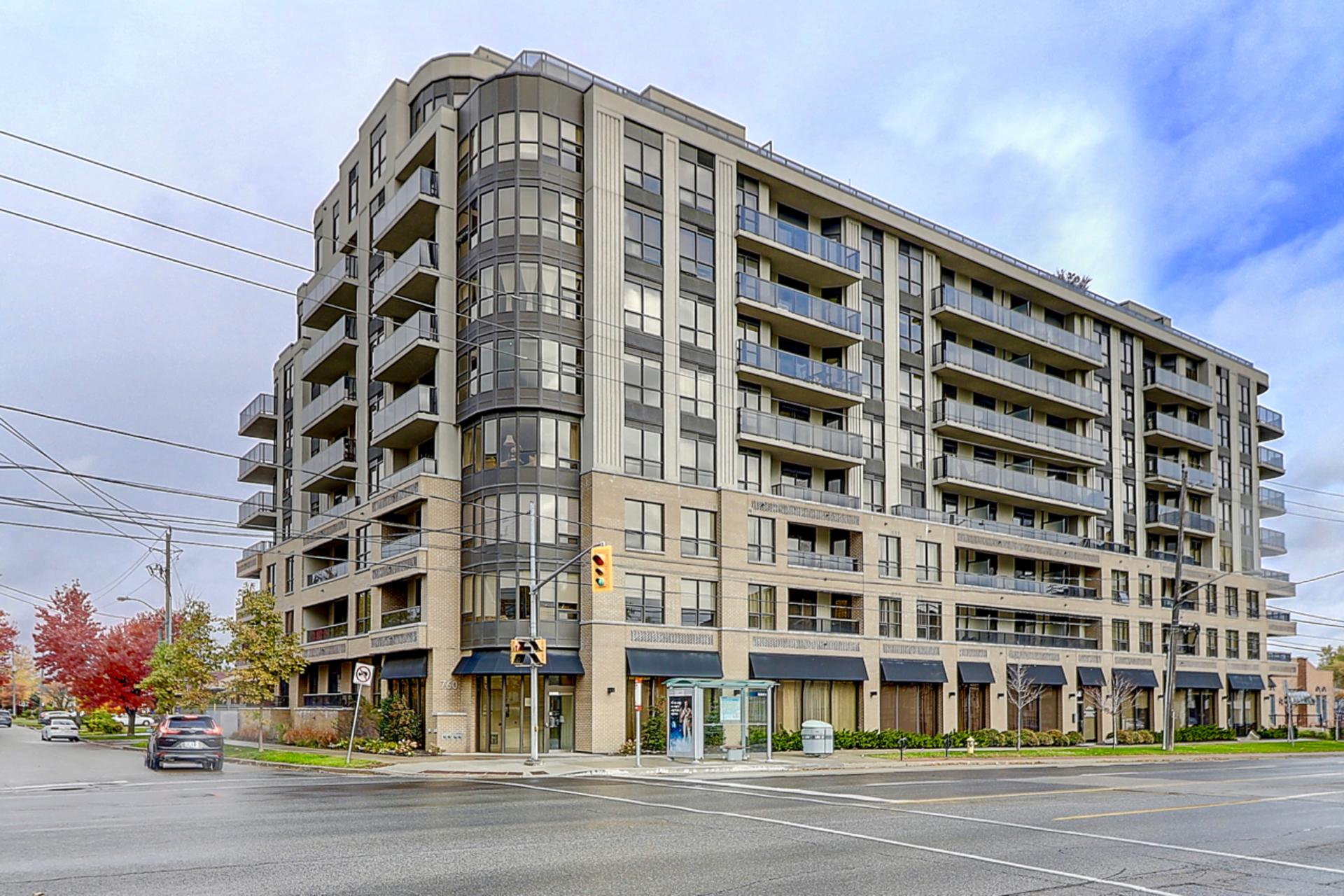 Front at 401 - 760 W Sheppard Avenue, Bathurst Manor, Toronto