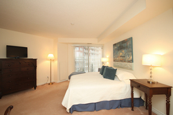 Master Bedroom at 310 - 18 Concorde Place, Banbury-Don Mills, Toronto