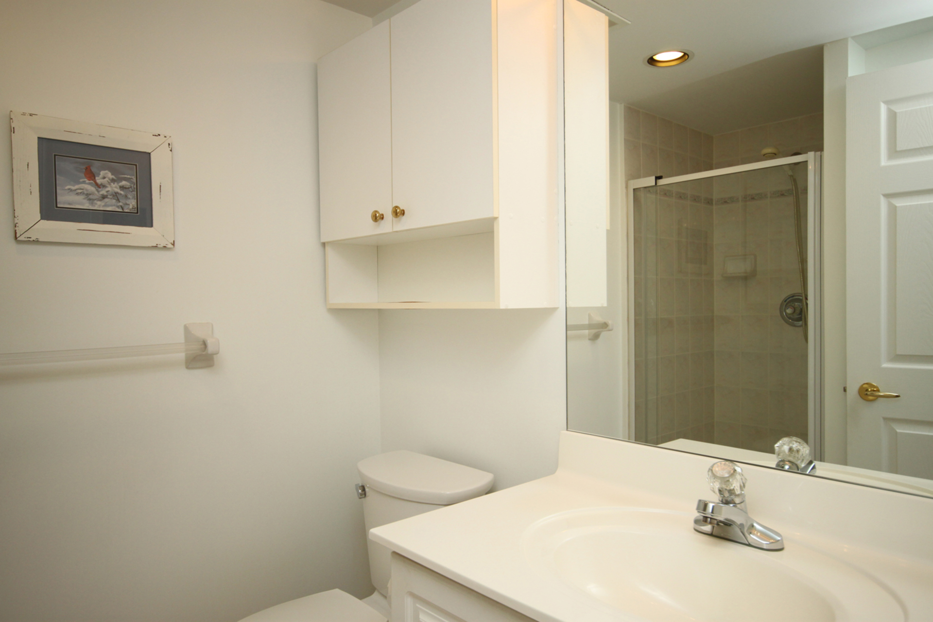 3 Piece Bathroom at 310 - 18 Concorde Place, Banbury-Don Mills, Toronto